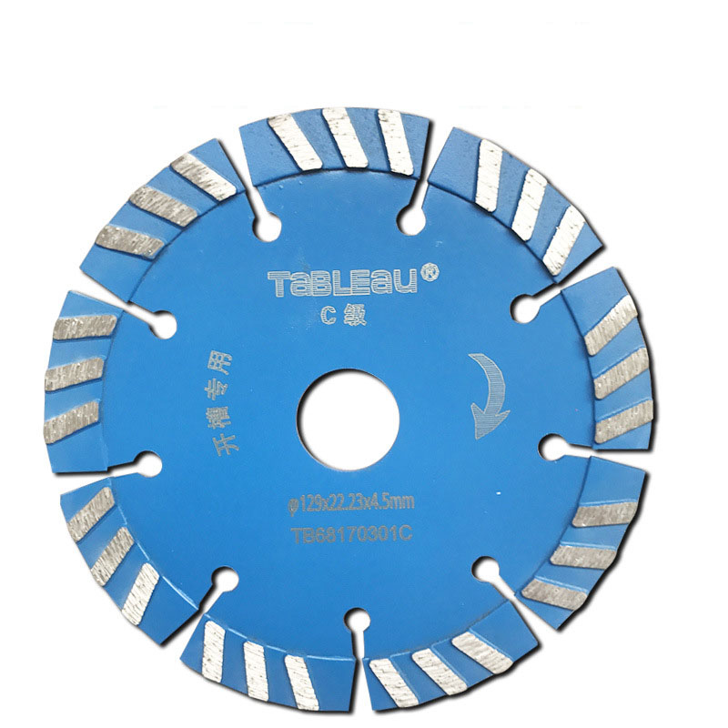 C Grade Saw Blade for 110V/220V Electric Saw 2500W Tile Saw Electric Marble Saw Stone Wood Tile Ground/Line Slotting Machine|Saw Blades| |  - title=