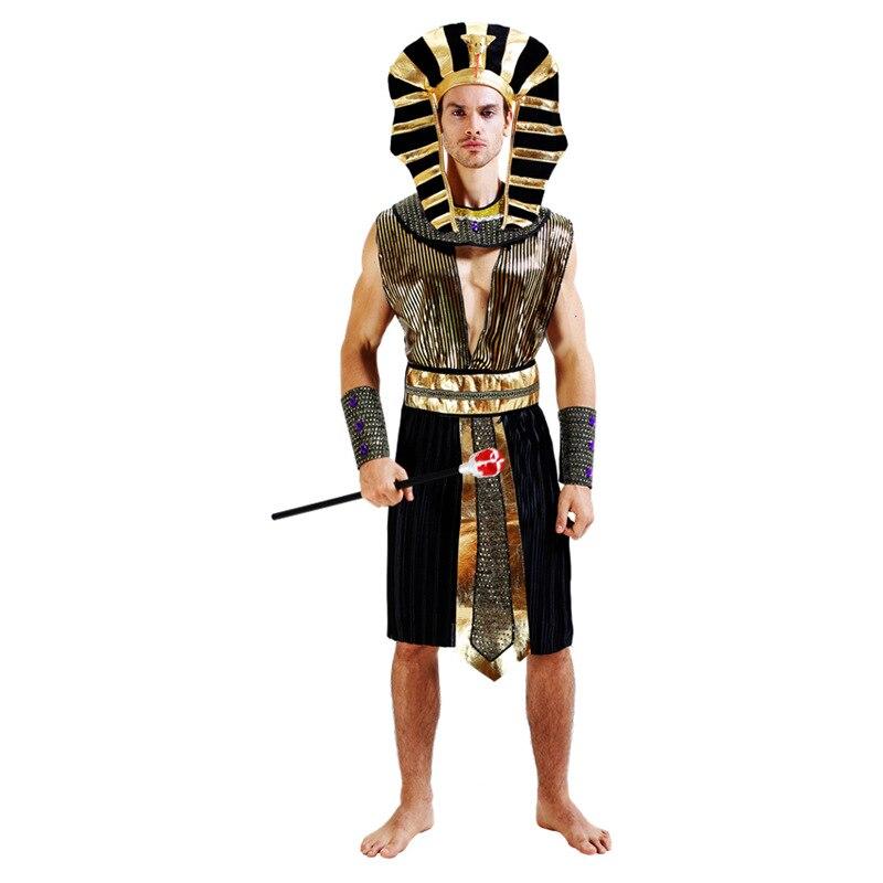 Halloween Party Erwachsene Kleidung Ägyptischen Pharaos Kostüme ...