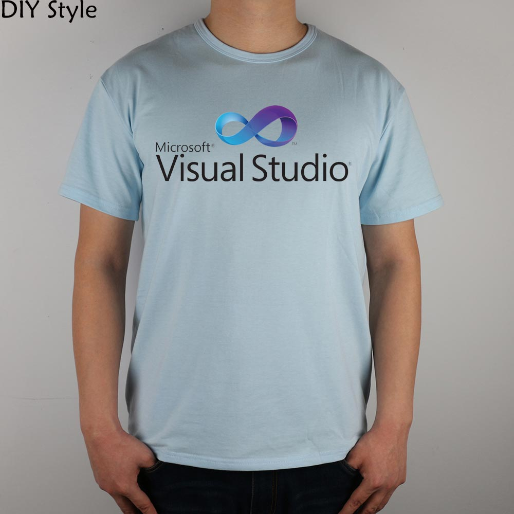 Buy microsoft visual studio t shirt top for Create t shirt store online