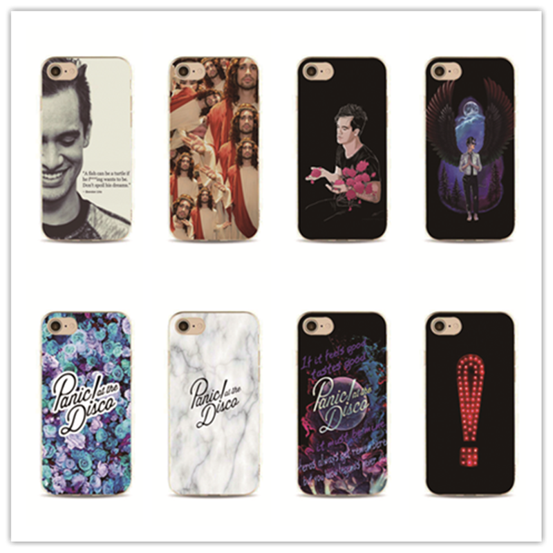 Panic At The Disco Iphone Case