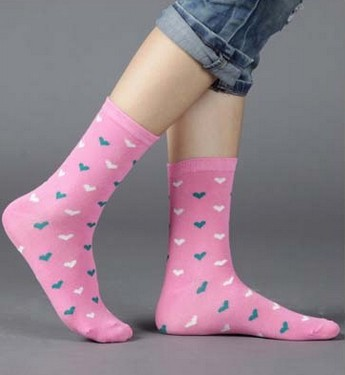 Candy colors 20 pieces=10pairs new design women's