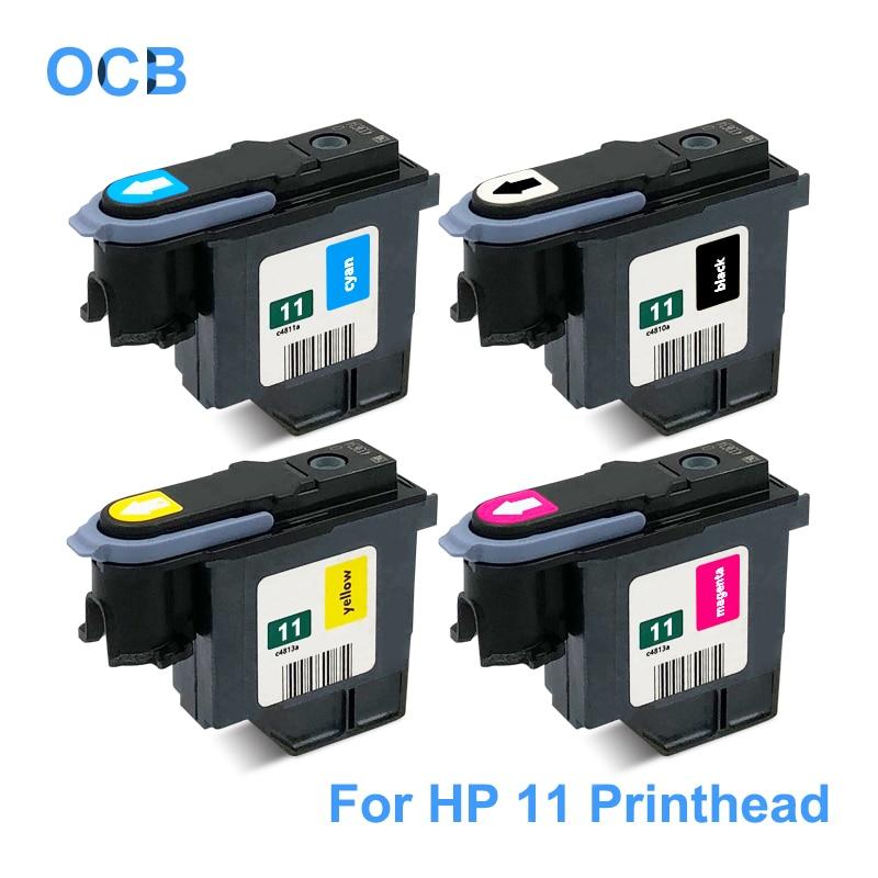 For HP 11 Printhead C4810A C4811A C4812A C4813A Print Head For HP Designjet 11 70 100 110 111 120 500 510 500PS 800 815 820 2200