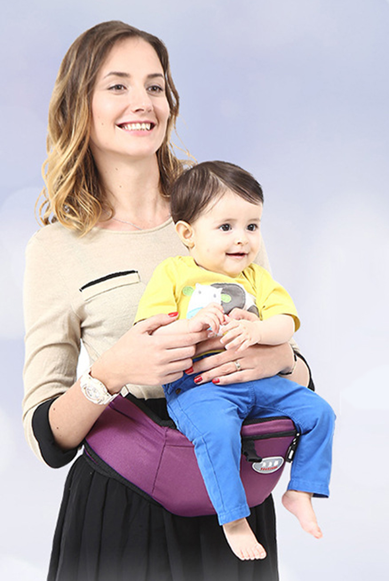 Baby Carriers Multifunction 0-36 Months Breathable Front Facing Infant Comfortable Sling Backpack Pouch Wrap Baby Belt BB3069 (9)