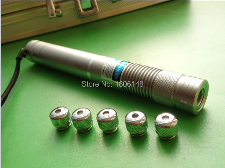 Professional Powerful Blue laser pointers 50000m 50w 450nm Focusable Burning Match cigar cutting paper plastic+5 caps+charger