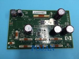 Image 4 - 2pcs x CK837 67005 Fir for Designjet T620 T770 T790 T795 T1120 T1200 T1300 T2300 Carriage PCA Board POJAN