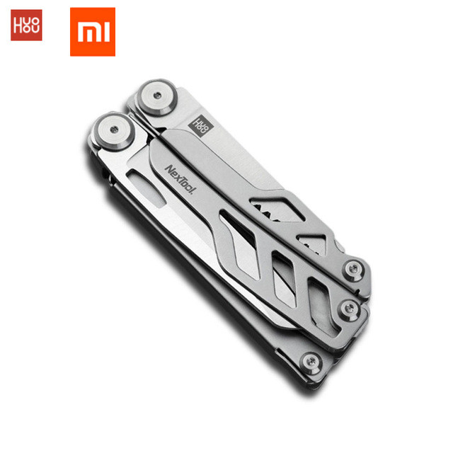 xiaomi huohou multi function pocket folding knife 420J2 stainless steel blade hunting camping survival tool top quality Hot sale|Home Automation Modules| |  - title=
