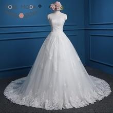 Rose Moda Strapless Ball Gown Plus Size Wedding Dress