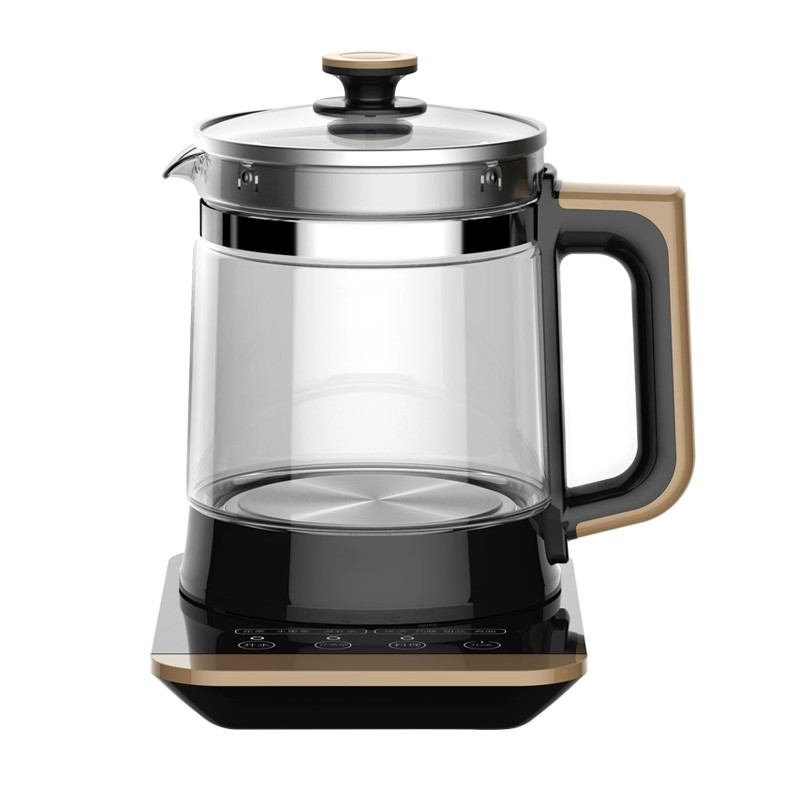 Electric kettle Curing pot of fully automatic multi-function thickening glass tea decoct Chinese traditional medicine цены
