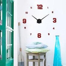 Quartz Wall Clock Sticker