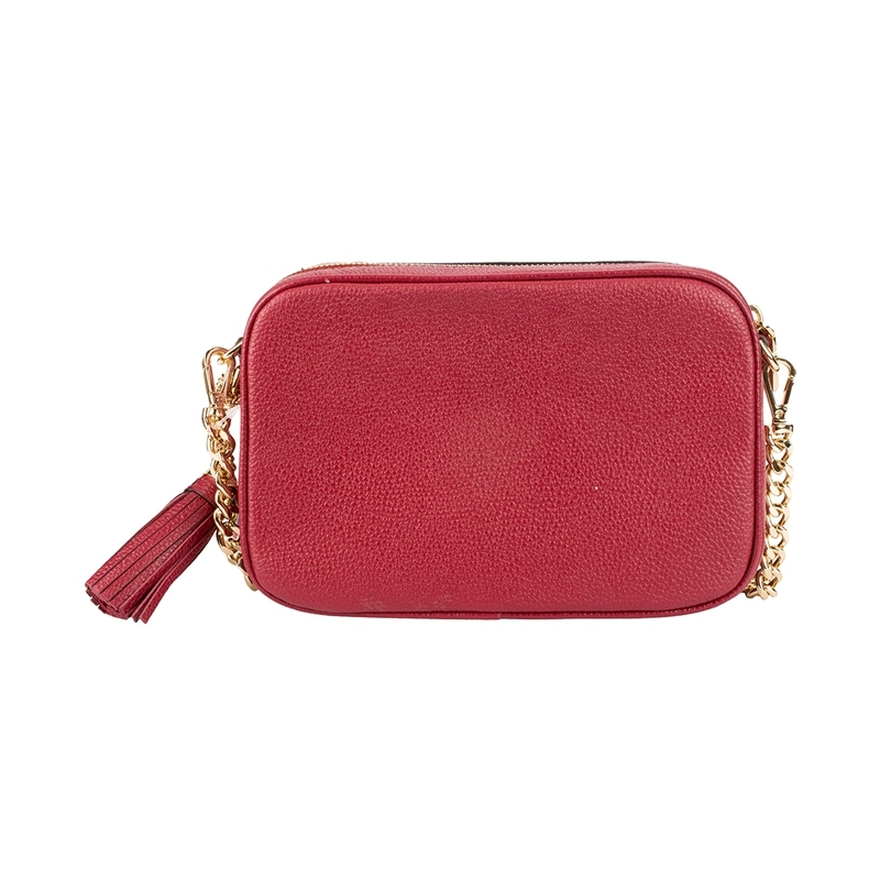Michael Kors Leather Damen Cross Body Bag Pink 32F7GGNM8L