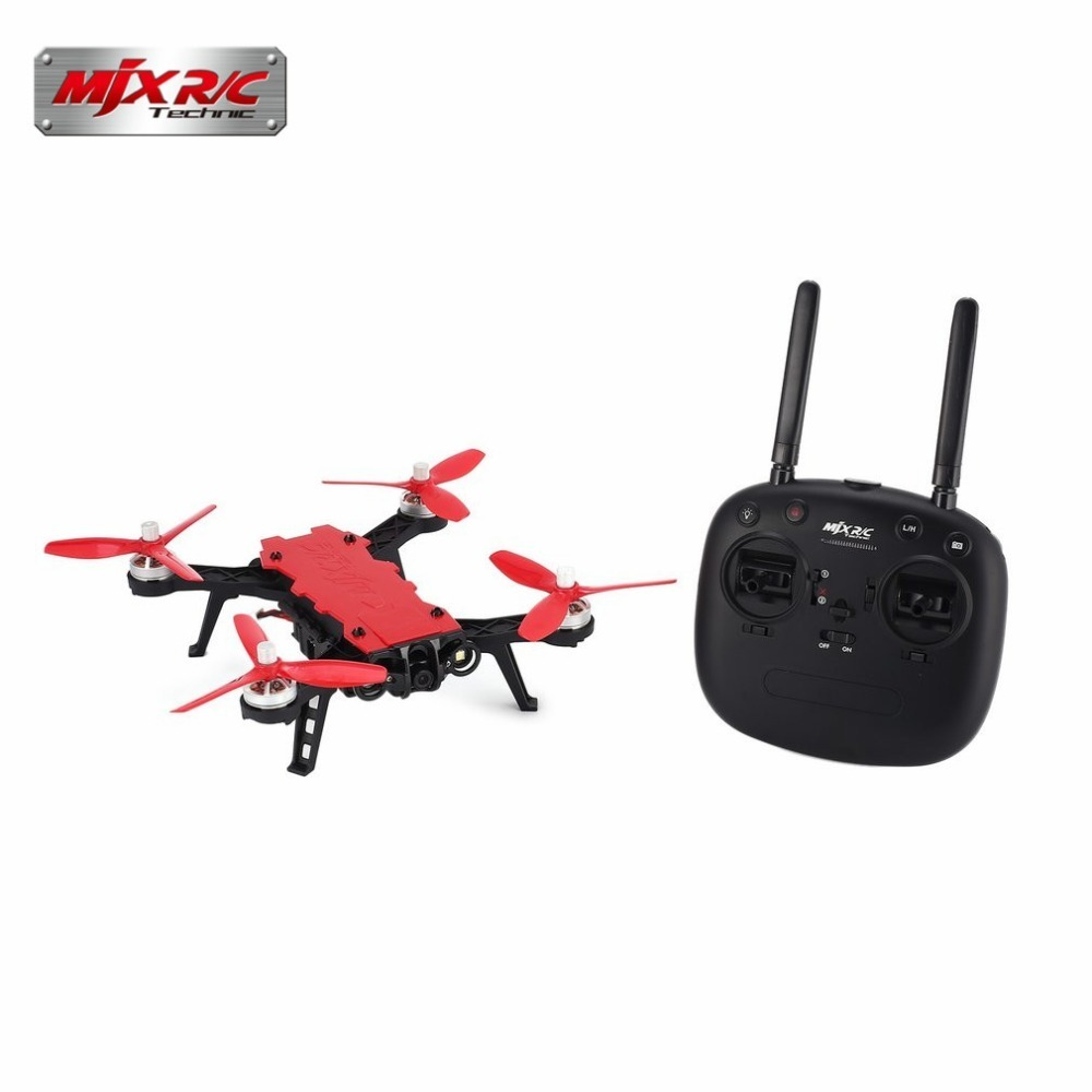 MJX Bugs 8 Pro B8 PRO Brushless Motor RC Racing Drone Quadcopter UAV with 5.8G HD 720P FPV Real-Time Camera High Speed sabian 18 b8 pro chinese