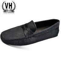 Весна и осень мужские туфли в британском ретро стиле Мужская обувь из воловьей кожи Для мужчин Туфли без каблуков модные высокое качество м...