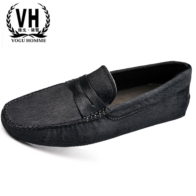 spring and autumn men's shoes British retro male shoes cowhide Men Flats Fashion High Quality Doug driving loafer shoes men spring and autumn summer british retro men s lazy doug shoes loafer shoes men driving shoes male leisure driving casual cowhide