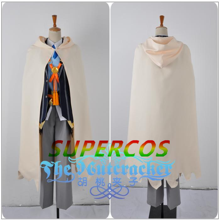 Free Shipping! Touken Ranbu Online Yamanbagirikunihiro Suit Cosplay Costume ,Perfect customized for you!