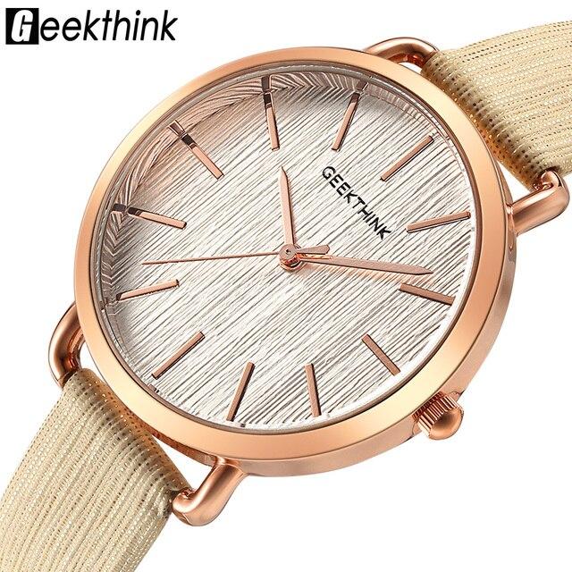 Zegarek damski GeekThink EM 1
