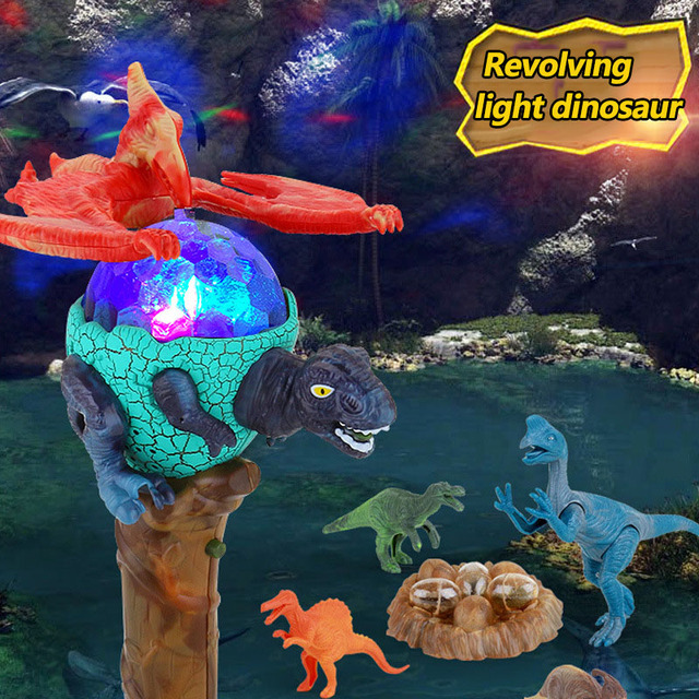 Jurassic age dinosaurs free delivery gift giving electric rotating jurassic age dinosaurs free delivery gift giving electric rotating lights dinosaur music sticks childrens gift and negle Choice Image