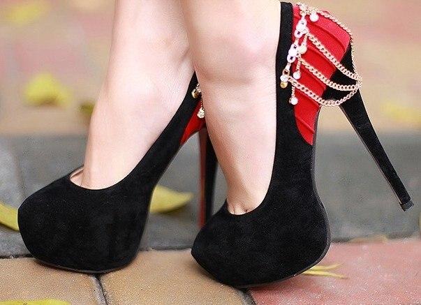 Aliexpress.com : Buy 2012 Bump color fashion high heels Platform