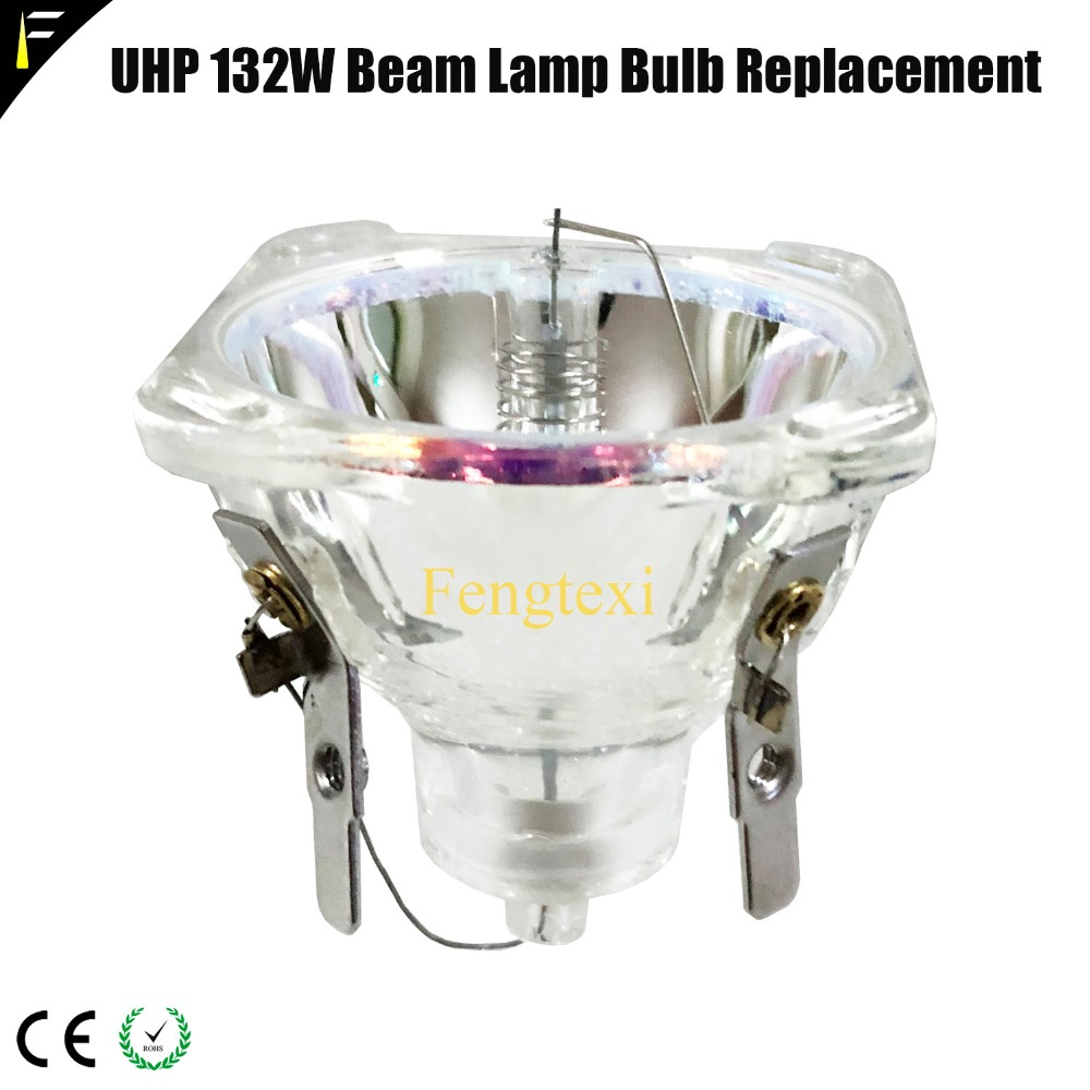 Scanning Beam MSD Lamp 2R 132w Replacement Moving Head Lamp 2r Spare Parts Use In Stage And Theatre Surroundings