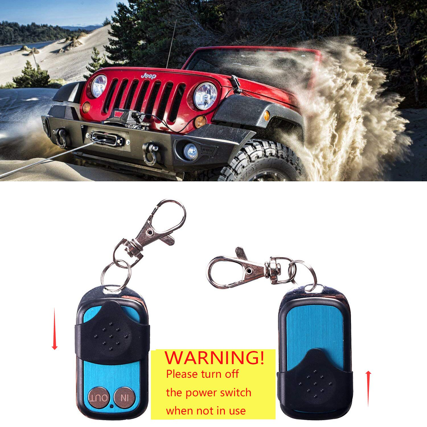 10x Weather PROOF Switch ON OFF Universal 12v DC Jeep Multi-purpose Dash ROUND