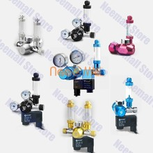 Home Garden - Pet Products - Chihiros Wyin Aquarium CO2 Regulator Solenoid Valve With Needle Fine Tune And Check Bubble Counter And Fix Accessories Tools