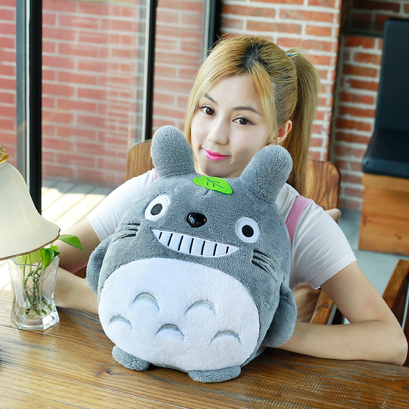 Hot Sale 20CM Staffed Totoro Plush font b Toys b font Famous Cartoon font b Toys