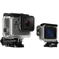 ZM High Quality For GoPro Hero5 45M Waterproof Case Gopro Underwater Protective Shell Housing Box For