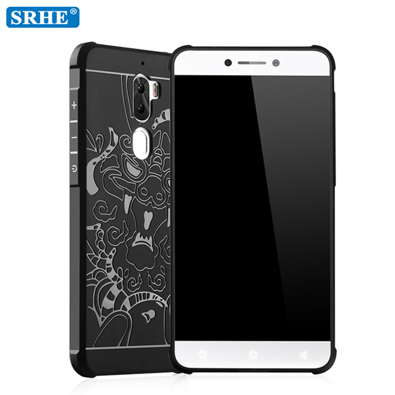 For Letv Cool 1 Dual Leeco Cool1 Case TPU Soft Silicone Original Full Protective Back Cover Case For Letv LeEco Cool1 Fundas