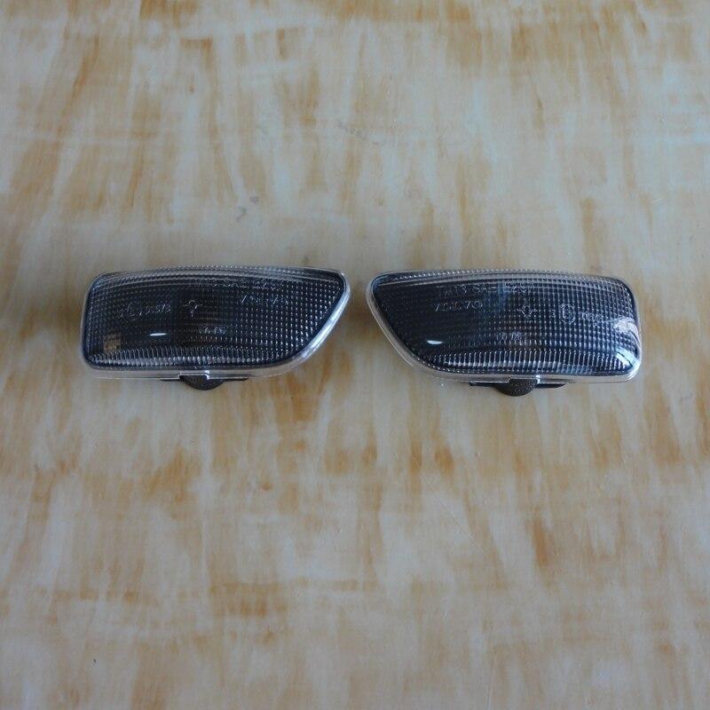 1Pair New Left & Right turn signal light Fender side marker lamp for VOLVO S60 V70 S80 XC90 right and left screw lp116wh2 n116bge b116xw03 v 1 b116xw01 v0 n116bge l41 n116bge l42 for dell 1458 e5420 e6420