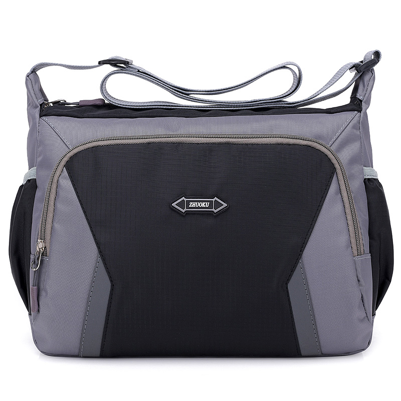 Fashion Women Crossbody Bag Shoulder Bag Casual Nylon Messenger Bag Multilayer Female Bolsos Sac A Main Shopping Travel Handbag