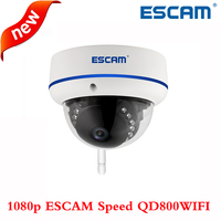 ESCAM Speed QD800WIFI 1080p Wifi Outdoor IP IR Dome Camera IP66 Waterproof Onvif P2P Wireless Night