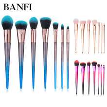 Make Up Brushes 7pcs/set Multifunctional Makeup Concealer Eyeshadow Foundatio Brush Set Tool