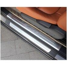 Lsrtw2017 Тюнинг автомобилей порога автомобиля защиты планки для Volkswagen Sharan 2011 2012 2013 2014 2015 2016 2017 2018