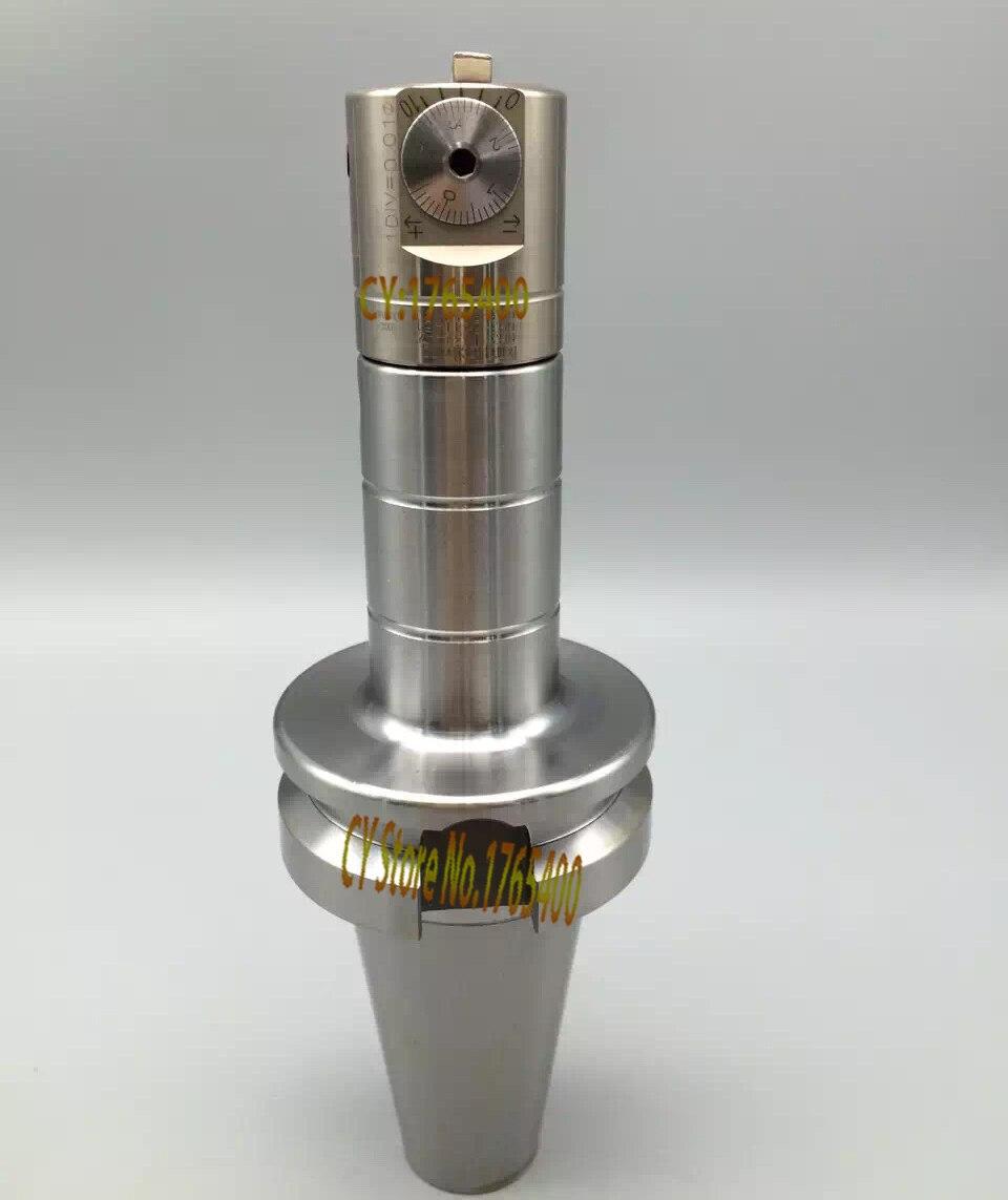 Nuovo Precisoin CBH 32-42mm testa di Foratura BT40-LBK3-95 Arbor 0.01mm Grado aumentare Laminatoio di CNC strumento tornio