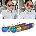 2017 Pilot Sunglasses Women/Men Coating Mirror Lenses 28 Colors Classic Aviation Sun Glasses Brand Summer Style Eyewear UV400