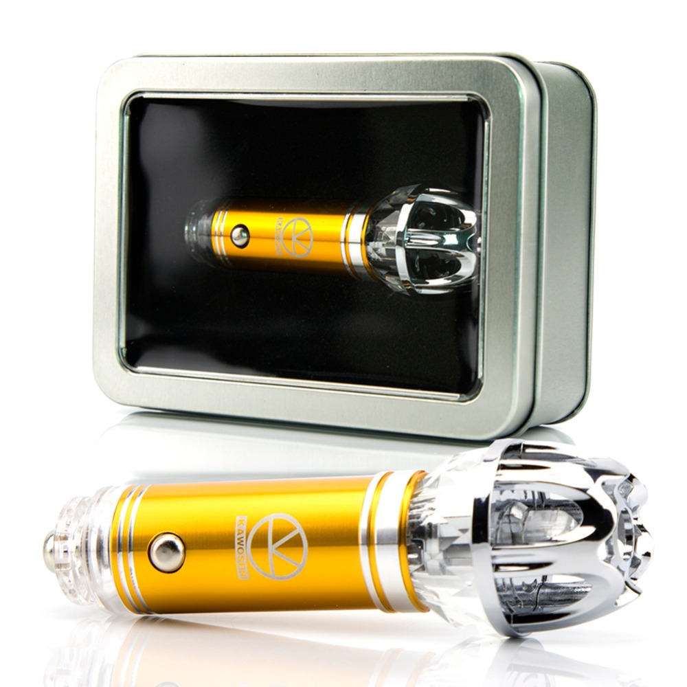 Powerful Car Air <font><b>Freshener</b></font>,Purifier Oxygen Bar Ionizer for Universal 12V Car Cigarette Lighter Plug