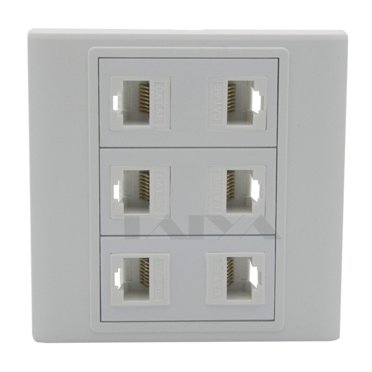 popular rj45 wall port buy cheap rj45 wall port lots from china rj45 wall port suppliers on. Black Bedroom Furniture Sets. Home Design Ideas