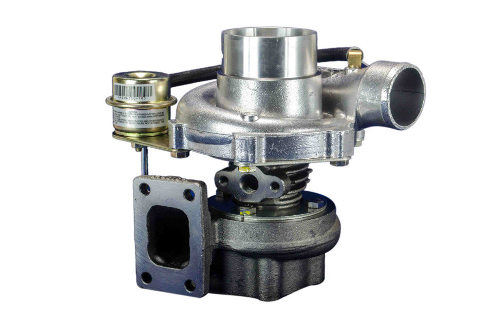 T3//T4 TO4E TURBO CHARGER .57 A//R TURBINE.50 A//R COMPRESSOR HOUSING INTEGRA