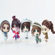Figuras de acción de Game Identity V, Mini jardinero, Doctor Air Force, Jack, modelo de juguete, muñeca
