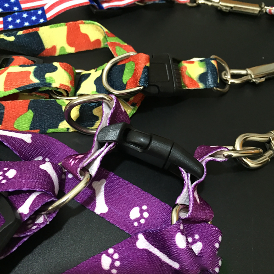 Various Safety Walking Puppy Dog Harness Set Cartoon Cat Dog Harness Leashes + Matching Lead Leash for small Dog Pet WWM2370
