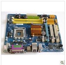 F2a75m-hd2 g31 desktop motherboard ga-g31m-es2c G31M-ES2C lga 775 DDR2 DDR ram well tested working