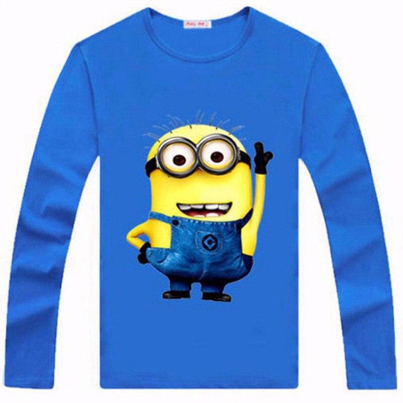 7fd8377c7001 Αγορά Αγόρια ' ρούχα | New Boys Clothes Girls Long Sleeve T Shirts ...