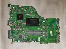 HOLYTIME Laptop Motherboard For ACER Aspire E5-575G DAZAAMB16E0 DDR4 SR2ZU i5-7200U CPU 940MX/2GB GPU NBGD811005 100% Tested