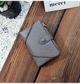 Women's wallet Small Women Clutch Lady Bags Handbag Retro Envelope Card Holders Wallets For Girls Smiley Purse Woman Wallet Bag