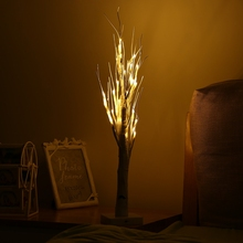 LED Tree Shaped Lamp for Home Decor