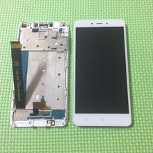 5 5 MTK Helio X20 Redmi NOTE 4 LCD Display Touch Screen Panel Digitizer Assembly with