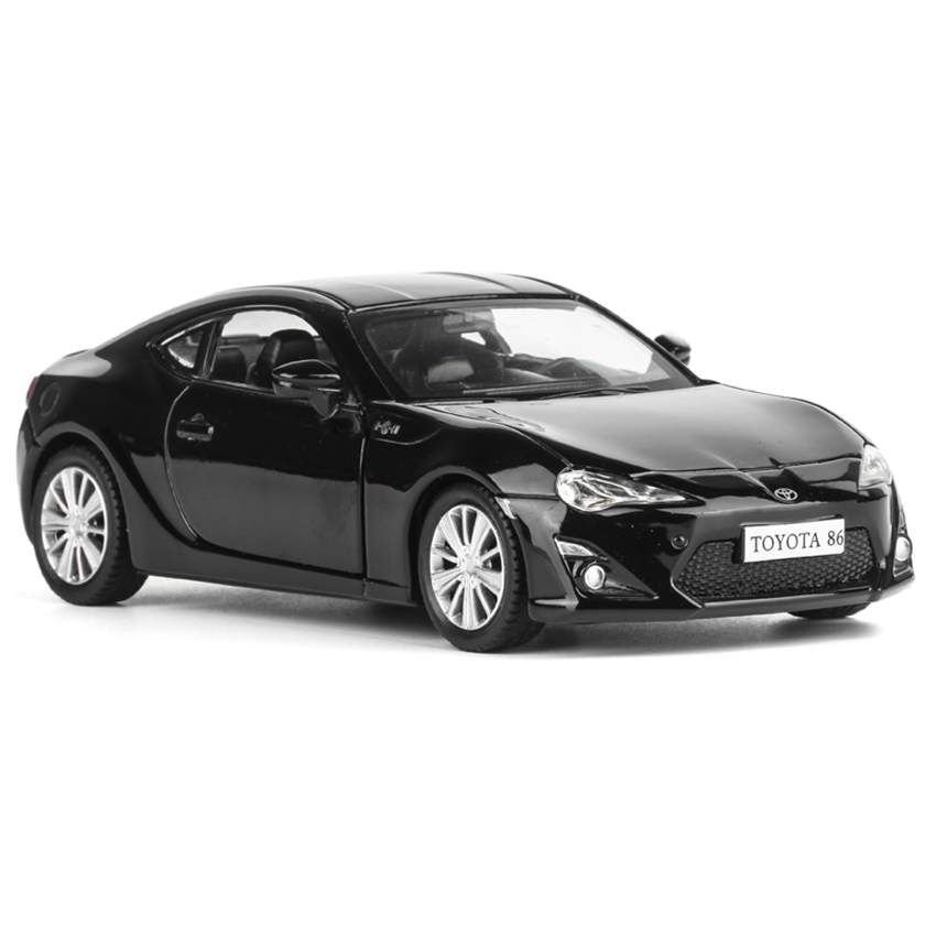 RMZ City Toyota 86 1 36 Toy Vehicles Alloy Pull Back Mini Car Replica Authorized By