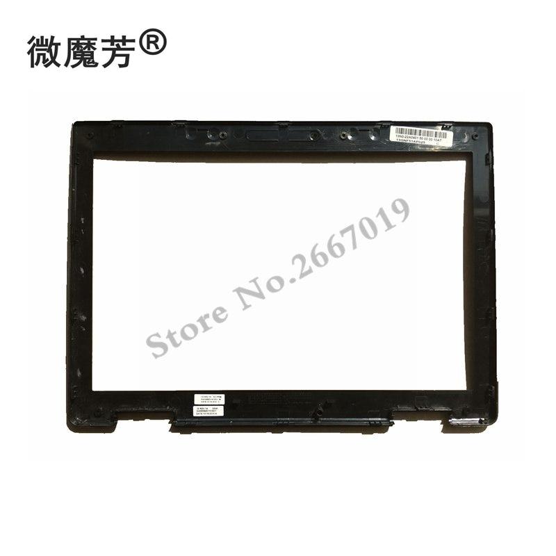 Laptop screen cover For ASUS A8H A8S Z99H A8T A8J X80L X80H X81S LCD screen bezel B case New Black