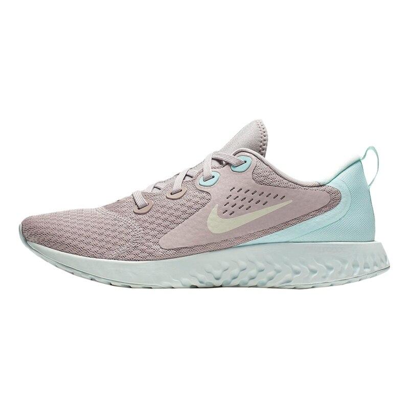 Кроссовки Nike Rebel React (AA1626-200)  Бежевые кроссовки на липучке бежевые in extenso