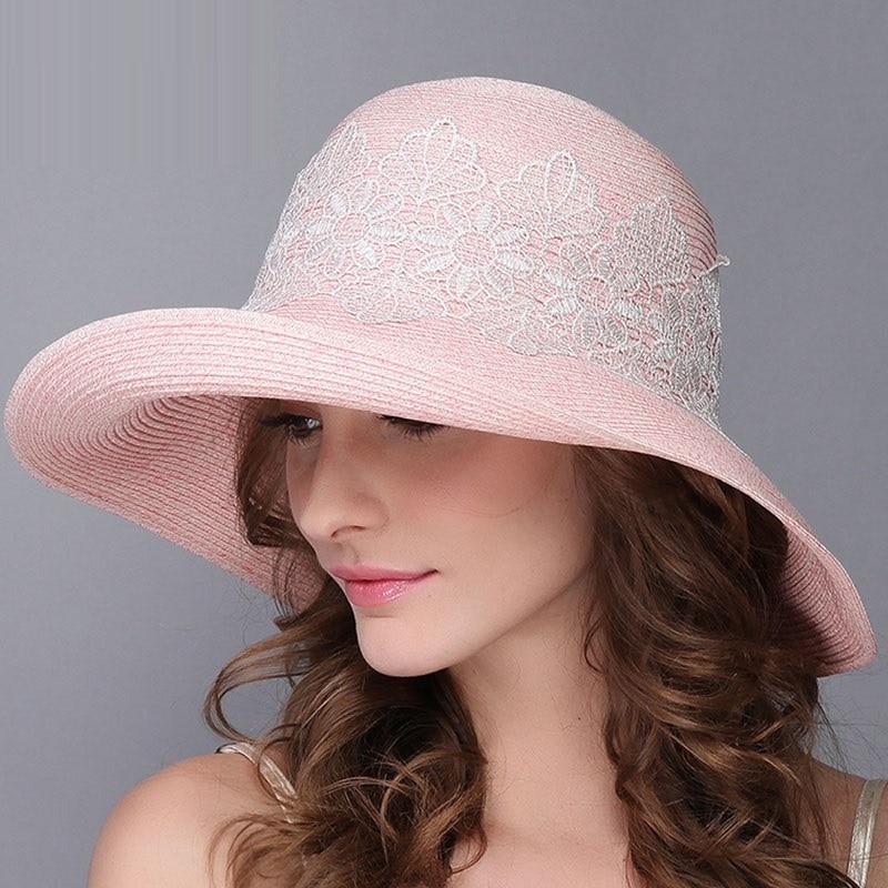 Jauns ierašanās bērni Vasaras saules cepure Sieviešu modes - Apģērba piederumi