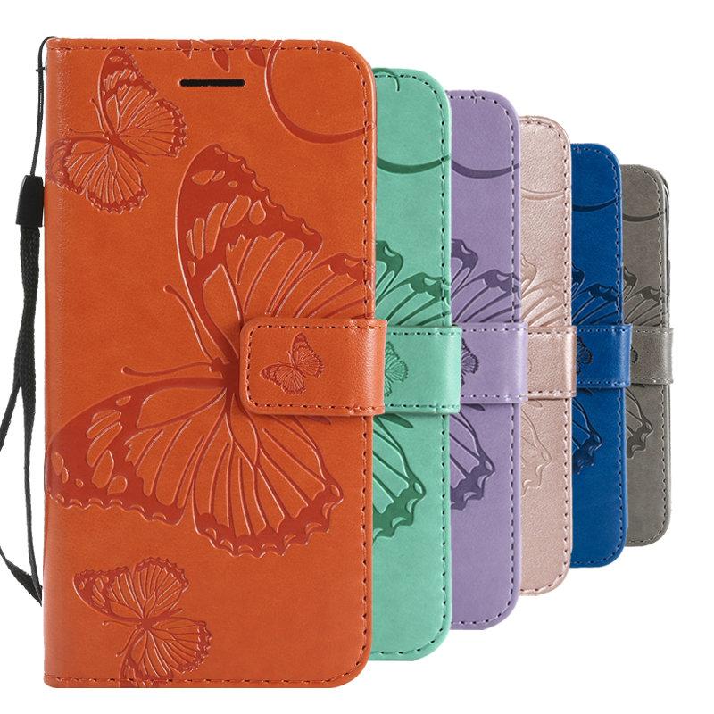 360 Full Protection for Motorola Moto E5 Case Coque Motorola E5 Wallet cases Fun